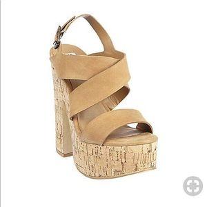 Steve Madden Pickup - platform sandals